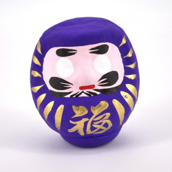 japanese okiagari doll DARUMA PURPLE