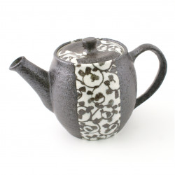 Japanese ceramic tea service CYM3 1 teapot and 2 cups