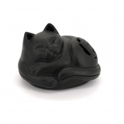 cast iron Japanese insecticide diffuser, IWACHU, cat
