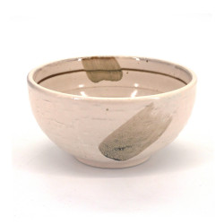 japanese soup bowl SHIRO in ceramic, white