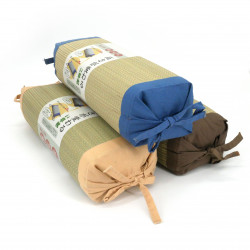 japanese straw cushion with adjustable size IGUSA MAKURA