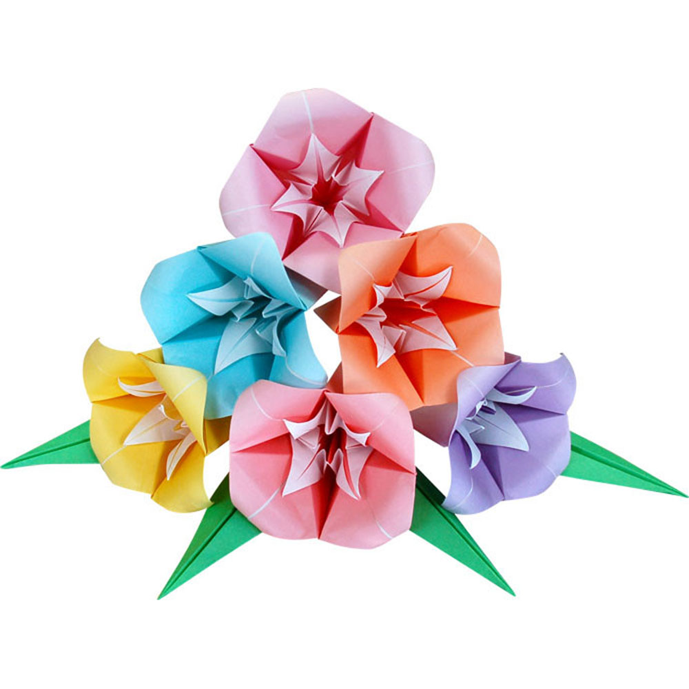 Origami Flower - Сute and Easy Paper Flowers for decoration | Easy ... | 1000x1000