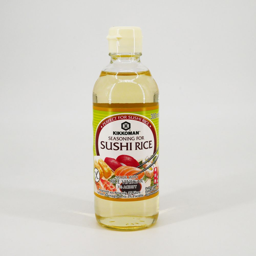 Rice vinegar for sushi, KIKKOMAN SUSHI VINEGAR