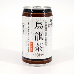 Oolong Kobe Kyoryuchi tea can - OOLONG TEA