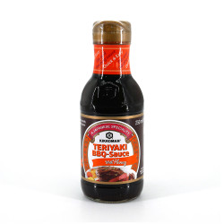 Teriyaki BBQ Honey Sauce, KIKKOMAN TERIYAKI