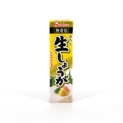 Ginger paste in a tube, OROSHI SHOGA, made in Japan