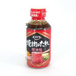 Soy Sauce for Barbecue, YAKINIKU TARE SHOYU EBARA