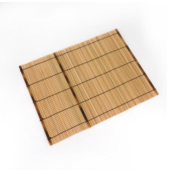 Bamboo placemat, TEBURUSETTO
