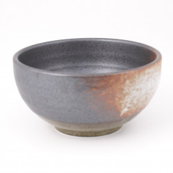 Japanese bowl with ceramic soup AKISHINO