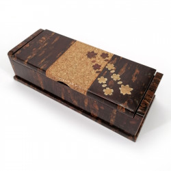 Cherry bark storage box, SHUNJYU