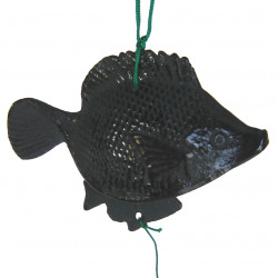 japanese wind bell NETTAIGYO fish