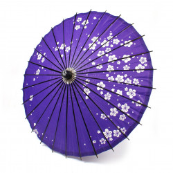 japanese umbrella purple ume