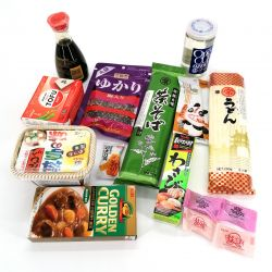 """Food box """"the essentials of Japanese gastronomy"""""""
