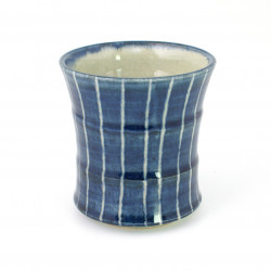Japanese blue ceramic teacup 2882724