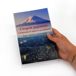Book - The Japanese Spirit, Understanding Japan and Its People, Roger J. Davies and Osamu Ikeno