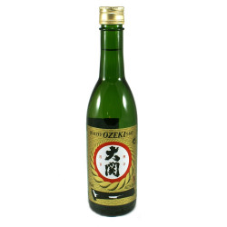 saké japonais OZEKI regular alc 14,5% , 375ml