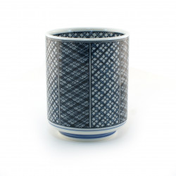 Japanese 16M49834023 blue cup