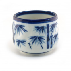 Traditional Japanese cup bamboo motif 16M5741348E