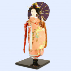 Japanese doll - Oyama , KASA, umbrella