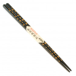 black japanese chopsticks, large sakura