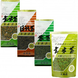 60 bags of japanese green tea