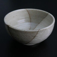 Japanese rice and soup bowls