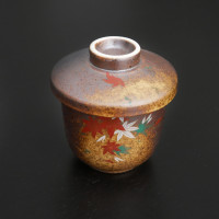 Japanese Chawanmushi cups with lid