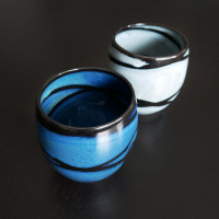 Japanese inspired cup sets