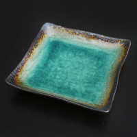 Square plates from Japan