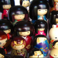 Dolls made in Japan
