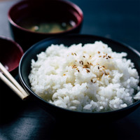Rice from Japan