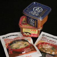 Japanese soups and miso soups