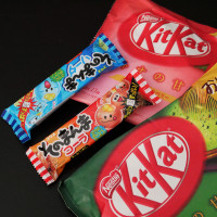Biscuits and sweets from Japan