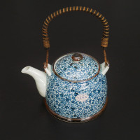 Japanese ceramic teapots