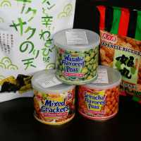 Our snacks from Japan